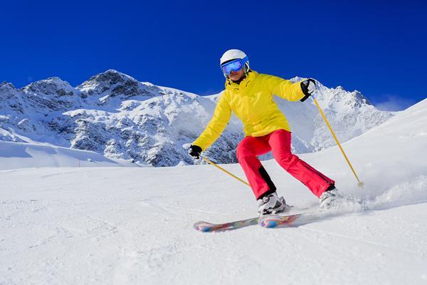 Uprawiaj sporty zimowe