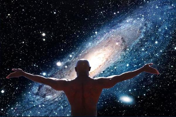 Człowiek a wszechświat