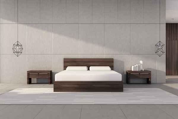 Nowoczesne łóżka z litego drewna - podkreśl wyjątkowość swojej sypialni