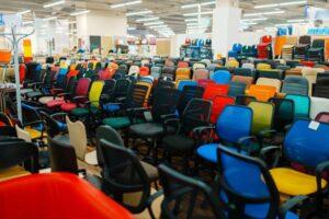 Meble biurowe, projektowanie i aranżacja przestrzeni biurowych